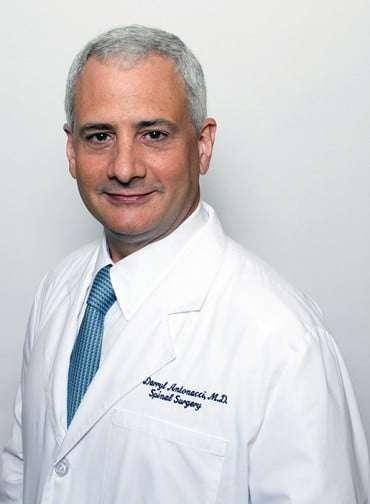 M. Darryl Antonacci, M.D., F.A.C.S.