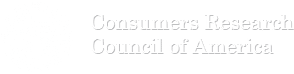 Consumers Research Council of America