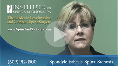 Spondylolisthesis and Treatment